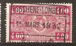 FED-0256     ESSCHENE   -    LOMBEEK           Ocb TR   156 - 1923-1941