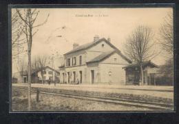 02 - CONDE EN BRIE : La Gare