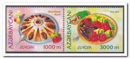 Azerbeidzjan 2005 Postfris MNH, 3 Sided Imperforated Stamp, Europe, Food - Azerbeidzjan