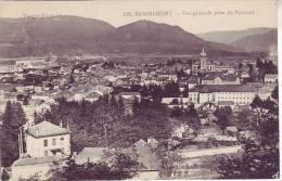 88 REMIREMONT - Vue Générale Prise Du Parmont - Nr 119  - D12 168 - Remiremont