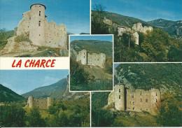 LA CHARCE - Drôme -  CHATEAU DE PHILIS DE LA TOUR DU PIN DE LA CHARCE . - Autres Communes