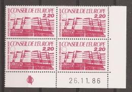 Coin Date - Service 94 - Neuf Sans Charniere - Cote 10 Euros - Servicio
