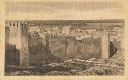 CPA-1930-TUNISIE-SOUSSE--Les REMPARTS De La VILLE ARABE-TBE- - Tunisie