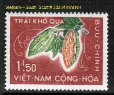 VIETNAM---South    Scott  # 302**  VF MINT NH - Vietnam