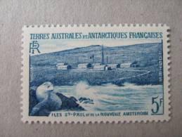 TAAF  P 4  * *  ILES SAINT PAUL - Unused Stamps