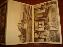 Hotel Beau Sejour Han Sur Lesse  Carte Lettre CPA Vintage Ca1900 Original Postcard Cpa Ak (WL3_40) - Rochefort