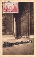 FRANCE CARTE  MAXIMUM     NUM.YVERT    403 PARIS ARC DE TRIOMPHE  FETE DE LA VICTOIRE - Maximum Cards