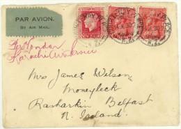 New Zealand / Airmail / G.B. - Nouvelle-Zélande