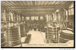 LA BENEDICTINE A FECAMP LABORATOIRE VUE D´ENSEMBLE REF 6923 - Industrie
