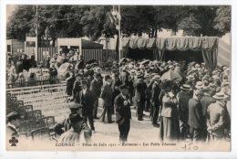 16 . COGNAC . FÊTE DE JUIN 1911 . KERMESSE . LES PETITS CHEVAUX - Réf. N°4698 - - Cognac