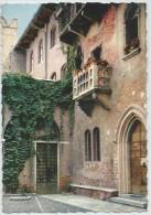 VR138 - VERONA - F.G. VIAGGIATA 1960 - CASA DI GIULIETTA - Verona