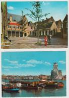2 Ansichten : DORDRECHT  - Zuid-Holland - Nederland - Dordrecht