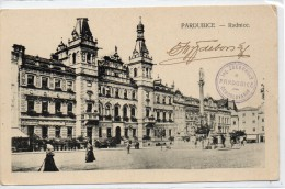 Tarjeta Postal De Checoslovaquia Pardubice.1 - Eslovaquia
