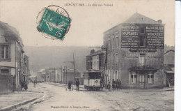 LONGWY BAS,  La Côte Aux Poulets, Tramway - Longwy
