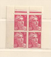 FRANCE  ( D15- 6172 )  1945  N° YVERT ET TELLIER   N° 719A    N** - France