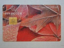 Rode Bladeren - Feuilles Rouges - Belgium