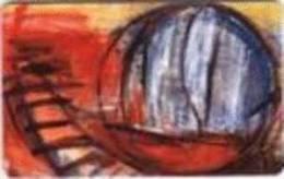 = LUXEMBOURG  -  Art Contemporain Sonja Roef   =  8 - Luxemburg