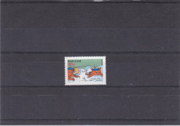 Bande Dessinées - Tintin - Milou - Pays Bas - Timbre De 1999 ** - MNH - Bandes Dessinées