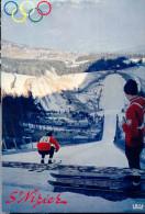 St. Nizier Du Moucherotte. Jeux Olympiques D'Hiver 1968 - Grenoble
