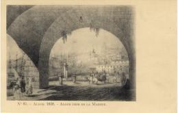 Alger 1838 Alger Pris De La Marine  A. Vollenweider - Alger