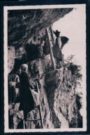 Leukerbad Albinenleitern, Les échelles (15751) - VS Valais
