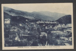 6268-MASONE(GENOVA)-1934-FP - Genova