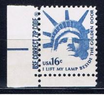 US 1978 Mi 1333 Mnh Freiheitsstatue - United States