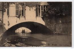 Tarjeta Postal De Belgica. Bruges Sous Gruuthuse - Brugge