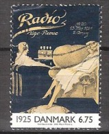 """DENMARK   #   STAMPS FROM YEAR 2000 """" STANLEY GIBBONS  1210 """" - Oblitérés"""