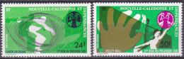 Nouvelle Calédonie - Yvert P.A. N° 167 Et 168 Xx MNH - Cote 8.10 Euros - Luftpost