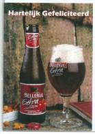 Verjaardagskaart       Belle - Vue      Kriek - Autres Collections