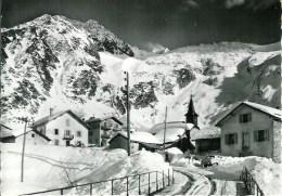 74 LE TOUR Le Village Et Son Glacier - Autres Communes