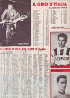 Panorama Sportivo-ciclismo-il Giro D'italia 1960 - Vieux Papiers