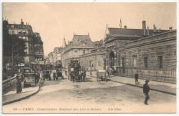 75 - PARIS 3 - Conservatoire National Des Arts Et Métiers - ND 386 - Arrondissement: 03
