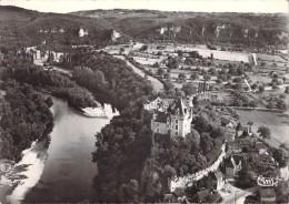 24200 Dordogne- VITRAC Montfort-Château De Montfort  Vue Aérienne  (canton Sarlat)(Ed Aériennes Combier CIM)*PRIX FIXE - Sarlat La Caneda