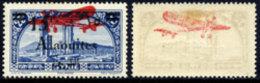 -Alaouites PA13* Variété Surcharge Sur Gomme - Alaouites (1923-1930)