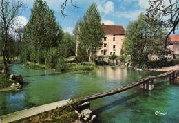 CRECEY SUR TILLE  VIEUX MOULIN  BORDS DE LA TILLE - France