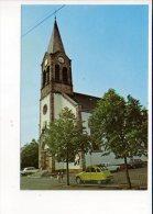 67 Eglise Protestante De Monswiller / Citroen 2CV - France