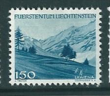 Liechtenstein 1944 SG 240 MM Lawena - Liechtenstein