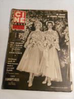 REVUE / CINE REVUE / N° 9 DE 1953 / MARILYNE MONROE + JANE RUSSEL /ROMAN DE SIMENON - Revistas