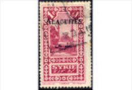 """-Alaouites 26a Obl. Variété """"alacuites"""" - Alaouites (1923-1930)"""