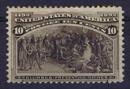 USA 1893 Mi 80 (*) Not Used No Gum - Unused Stamps