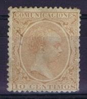 España Mi 191 MH/* 1889 - Ungebraucht