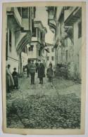 KOHRID - Street Scene - Ulica Kralja Petra - King Peter Street. Macedonia M02/26 - Macédoine