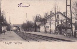 Boitsfort 41: La Gare 1905 - Watermael-Boitsfort - Watermaal-Bosvoorde