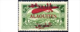 -Alaouites PA14b* Variété Avion Seul Renversé - Alaouites (1923-1930)