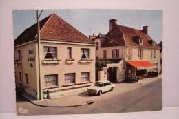 """PONTAUBERT """" AU SOLEIL D'OR """"  -  HOTEL RESTAURANT - Frankreich"""