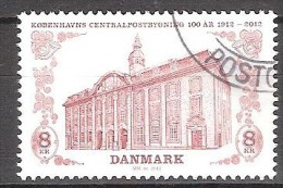 DENMARK   #   STAMPS FROM YEAR 2013 - Used Stamps