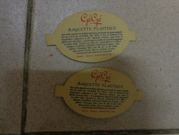 Raquette Badminton -GEGE--jouet-- - Altre Collezioni
