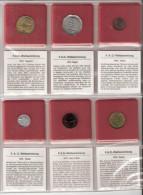 FAO 6 COINS EGYPTE, NEPAL, TURKIJE, ISLE OF MAN UNC - Monnaies